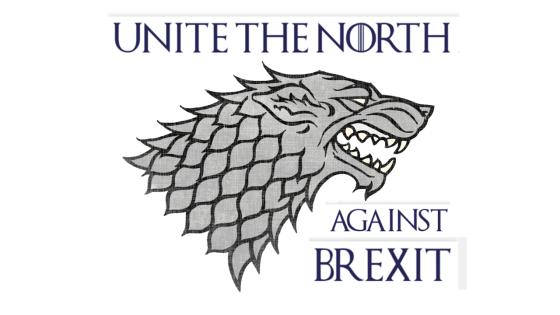 180726 Unite the North against Brexit logo