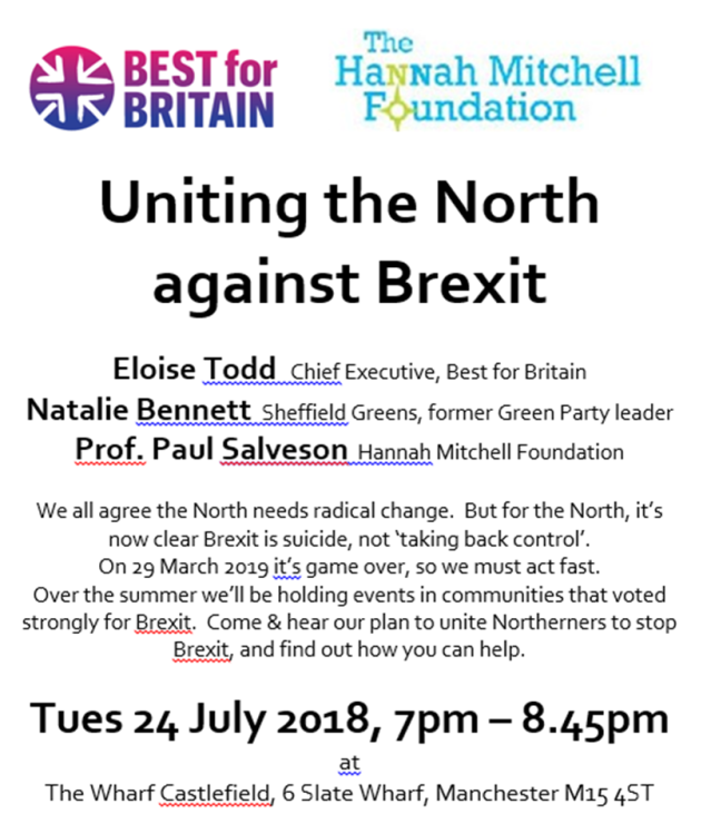 24 July B4B HMF brexit event flier