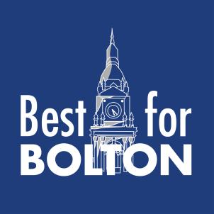 Best for Bolton logo