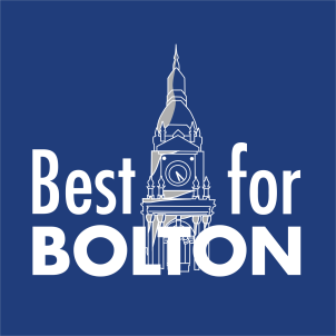 Best for Bolton logo