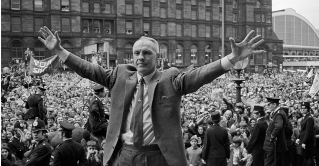 shankly speaks